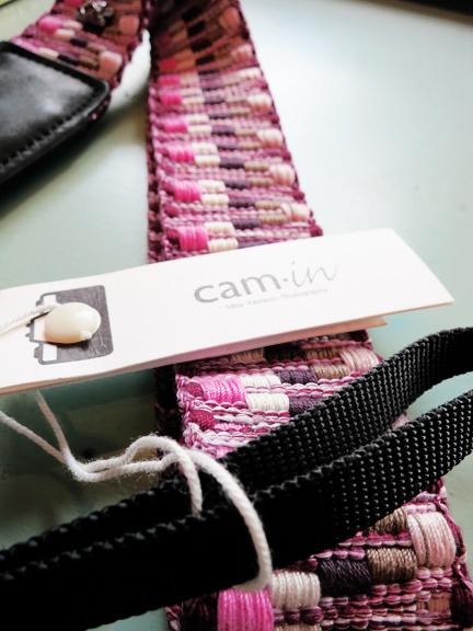 Shop Talk - Camera Strap