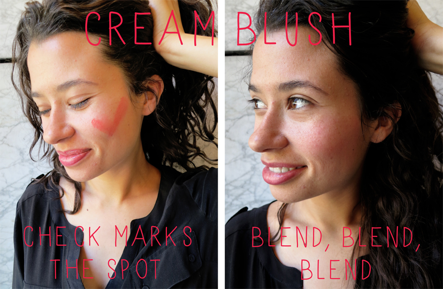 Ask Alise - Cream Blush