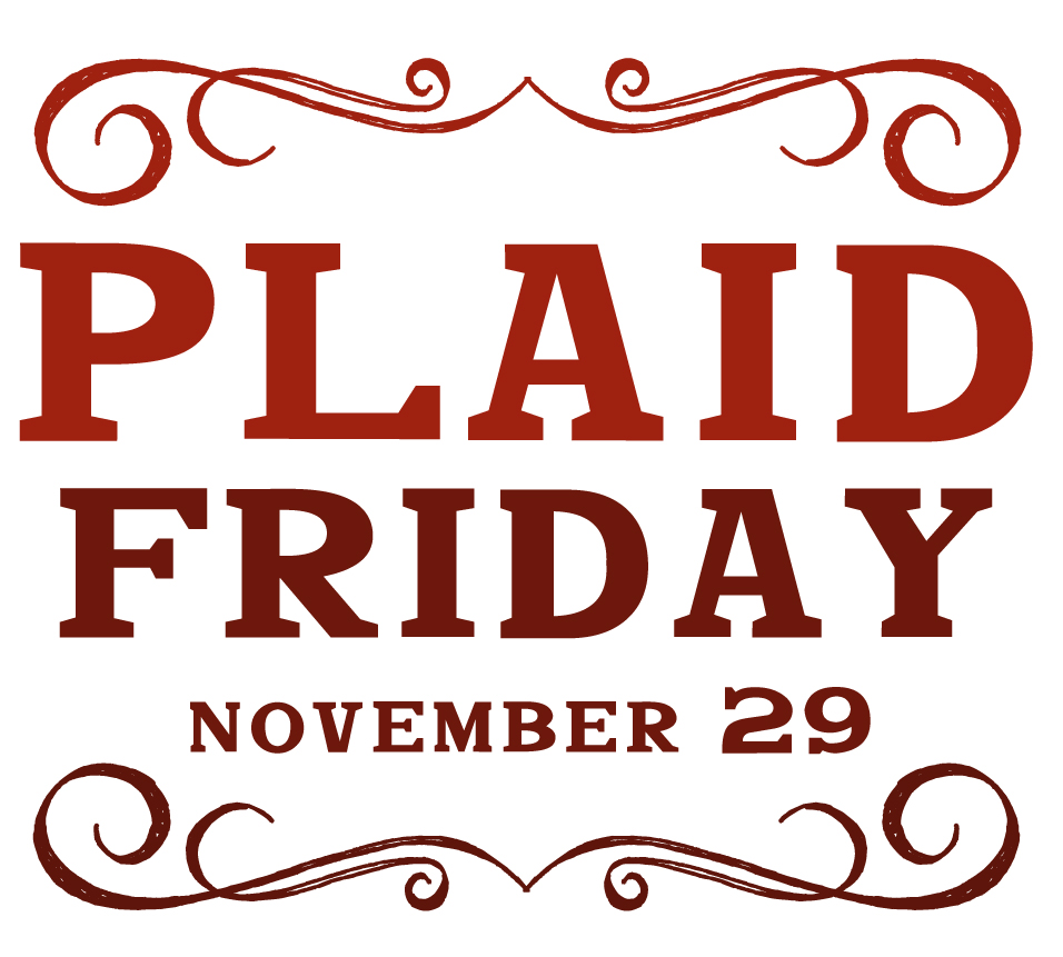 Plaid Friday Logo